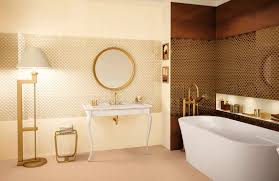Yellow Tile Bathroom Ideas Cream Bathroom Ideas Terrys Fabrics U0027s Blog Cream And Brown