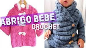 sueter tejido a dos agujas youtube abrigo para bebe tejidos a crochet y dos agujas youtube