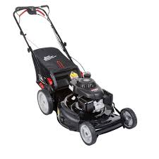 craftsman self propelled lawn mowers rear wheel drive sears