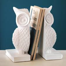 white owl bookends home office graham u0026 green
