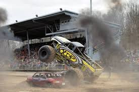 monster truck show in pa pa maple festival