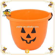 personalized halloween buckets pumpkin candy bucket best pumpkin 2017