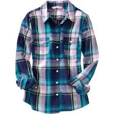 Flannel Shirts Navy S Plaid Flannel Shirts Polyvore