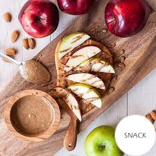 snack delivery service almond butter and apples snack snack delivery service