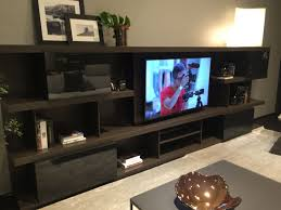 Modern Wall Unit by Modern Wall Units 44h Us