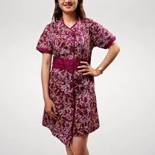 desain baju batik untuk acara resmi contoh baju hamil pesta batik modern terbaru 2016 2017