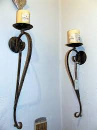 Sconce Candle Home Decor Candle Wall Sconces U2014 Harper Noel Homes