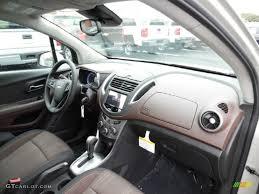 jet black brownstone interior 2016 chevrolet trax lt awd photo