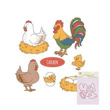 buy chicken stencil and get free shipping on aliexpress com