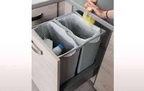 poubelle recyclage cuisine poubelle de tiroir tiroir poubelles recyclage motorisac voir en