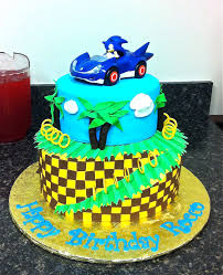 impressive sonic birthday cake and best ideas of josh wants a the