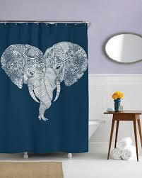 Amazon Com Shower Curtains - best 25 elephant shower curtains ideas on pinterest cute shower