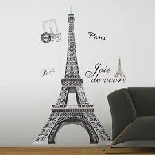 Eiffel Tower Decor EBay - Eiffel tower bedroom ideas
