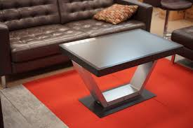 Touch Screen Coffee Table by Gallery Digital Touch Systems