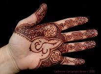 the henna page warnings