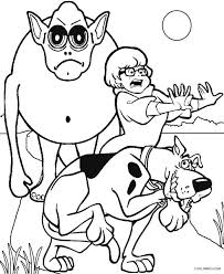 100 ideas scooby doo coloring pages emergingartspdx
