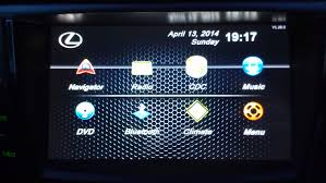 lexus ct200h aftermarket navigation awesome roadrover chinese navigation theme clublexus lexus