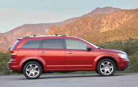 Dodge Journey 2010 - dodge journey offers impressive residual value