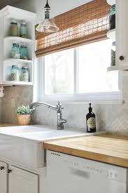 How To Install Butcher Block Countertops by 10 Reasons To Choose Wood Countertops The Weathered Fox