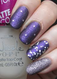 matte purple skittlette adventures in acetone