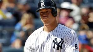 Aaron Judge Made His Mlb Debut In Center Field - law says aaron judge is mlb s 44th best prospect sny