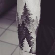 20 forest tattoos for sleeve golfian com