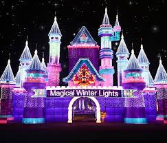 magical winter lights houston la marque tx magical winter lights la marque tx all december long walk around 7