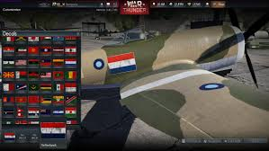 the scottish flag and the dutch flag suggestions war thunder