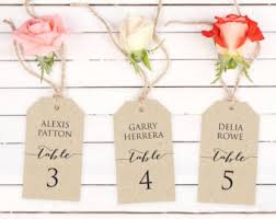 escort card template etsy