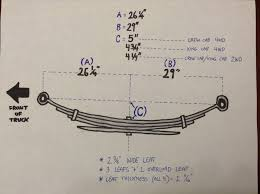 nissan frontier king cab length sticky 2005 frontier stock leaf spring specifications and part