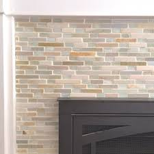 Waterfall Glass Tile Sopo Cottage Our Own Open Concept Cottage First Floor