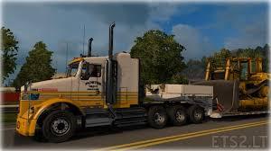 kenworth t800 truck kenworth t800 ets 2 mods