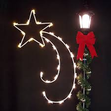 Holiday Lamp Post Decorations Titan Banner Brackets Home Titan Banner Brackets