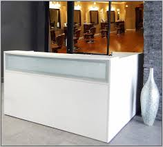L Shaped Salon Reception Desk Salon Reception Desk Ikea Desk White And Black Wallpaper Tumblr
