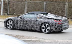 Bmw I8 Roadster - bmw teases i8 roadster news about cool cars