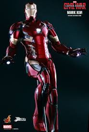 onesixthscalepictures toys captain america civil war iron man
