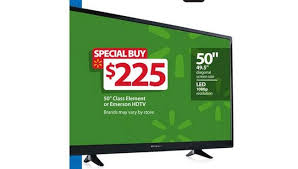amazon black friday inch tv 50 inch emerson or element hdtv walmart black friday tv deal details