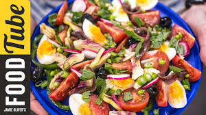 simple salad nicoise french guy cooking youtube