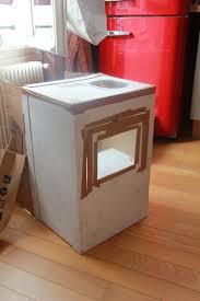 faire une cuisine pour enfant cuisine en pour enfants cardboard children kitchen le