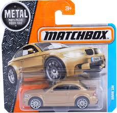 matchbox bmw matchbox resorak bmw 1m mattel