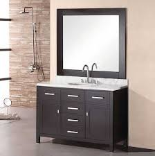 Bathroom Vanities Spokane Adorna 48 Single Bathroom Vanity Single Bathroom Vanities