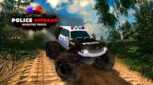 videos of monster trucks for kids offroad police monster truck android apps on google play
