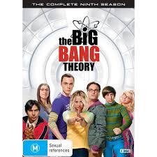 Big Bang Theory Toaster The Big Bang Theory Season 9 Dvd Big W