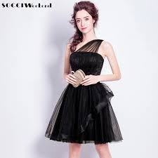 online get cheap backless black cocktail dress aliexpress com