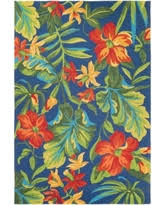 Area Rugs Tropical Tropical Outdoor Rugs Sales Deals