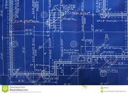 blueprint detail stock photos image 836253