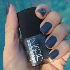 nars black fire nail polish review bay area fashionista