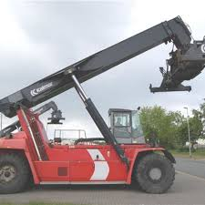 used kalmar container reach stacker drf450 kalmar drf450 for sale