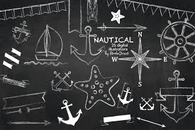 chalkboard halloween cat clear background nautical cliparts chalk chalkboard clip art summer