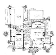 abraham georgian style home plan 036d 0192 house plans and more